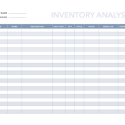 Spreadsheet Download Boat Inventory Sample Product Clothing