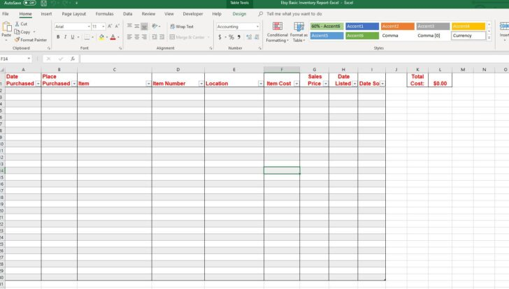 Medium Size of Spreadsheet Ebay Template Estimate Excel For Google Sheets Inventory
