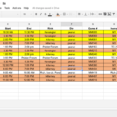 Thumbnail Size of Spreadsheet Excel For Budgeting Basic Accounting Small Converting To Google Sheets