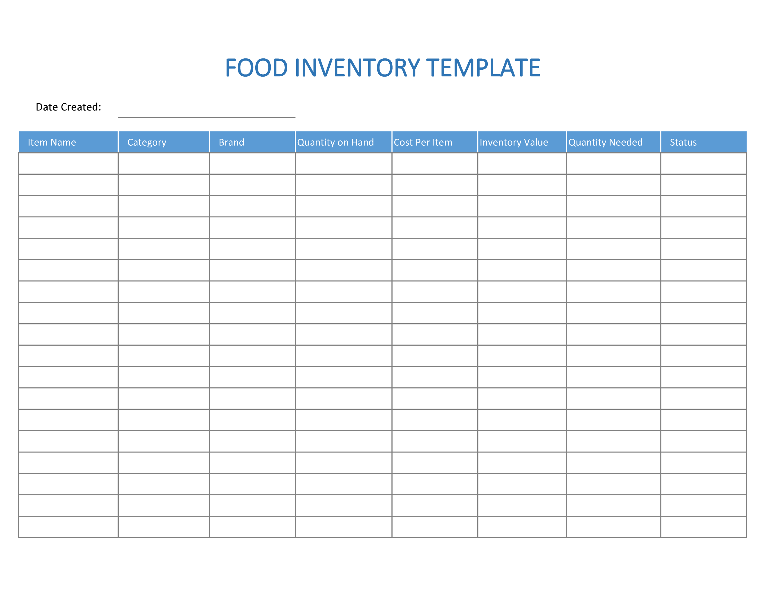 Full Size of Spreadsheet Expense Report Template Landlord Expenses Home Inventory Sheet