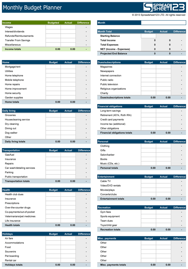 Full Size of Spreadsheet Free Inventory Template Project Planning Monthly Budget