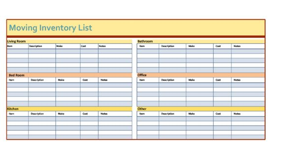 Full Size of Spreadsheet To Track Expenses Home Rental Property Inventory Sheet Template