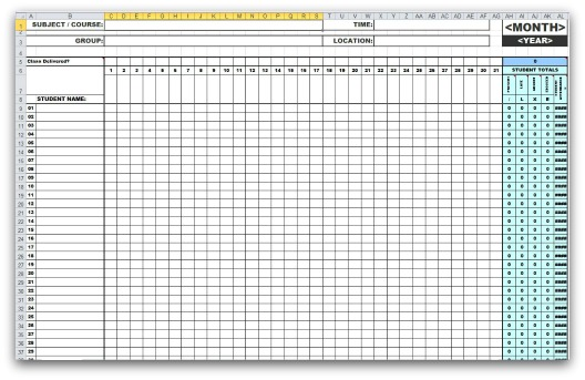 Full Size of Spreadsheet Template Free Accounting Small Business Expenses Attendance Sheet In Excel
