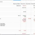 Thumbnail Size of Spreadsheets Templates Moo Business Cards For Template Trial Balance Excel