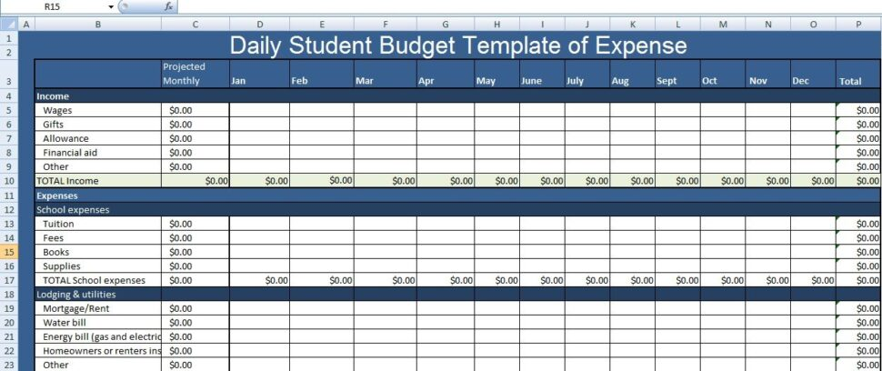 Large Size of Template Business Plan Excel Political Campaign Card Student Budget