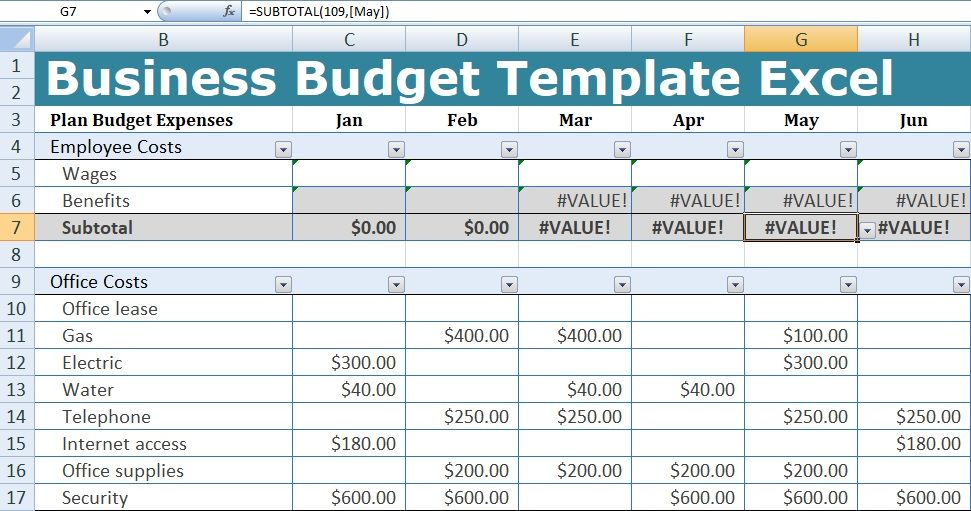 Full Size of Template Home Budget Spreadsheet Monthly Business