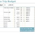 Thumbnail Size of Templates Ppt Template Design Spreadsheet For Small Business Travel Budget