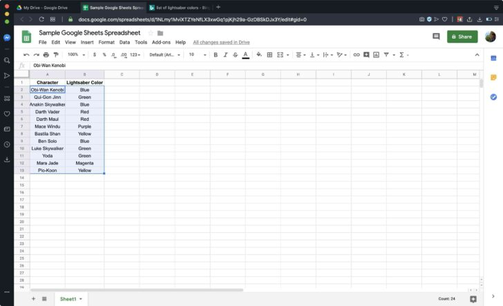 The Top Free Spreadsheet Apps Google Software Screenshot2020 03at2 12pm Expense Report