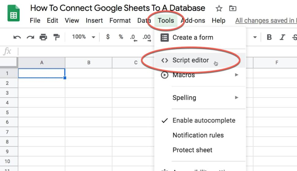 Large Size of Cool Google Sheets Functionality With Database Create In Business Spreadsheet Templates A