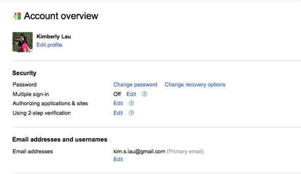 Full Size of To Edit Your Google Account Settings Insider Guide Wonderhowto Plus W1456 Sheets Business Spreadsheet Page