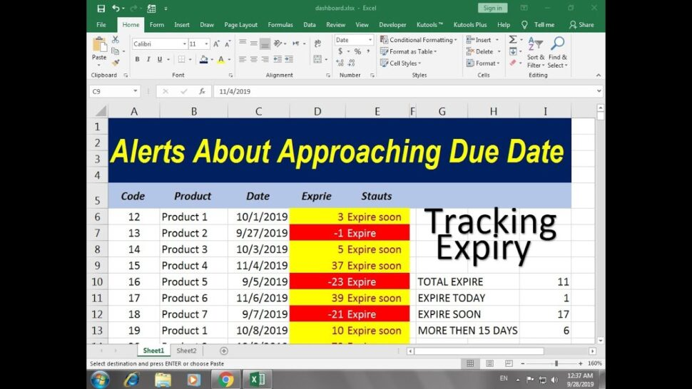 Large Size of To Make Due Date Tracker Excel Template Expiration Business Newsletter Templates Spreadsheet Download
