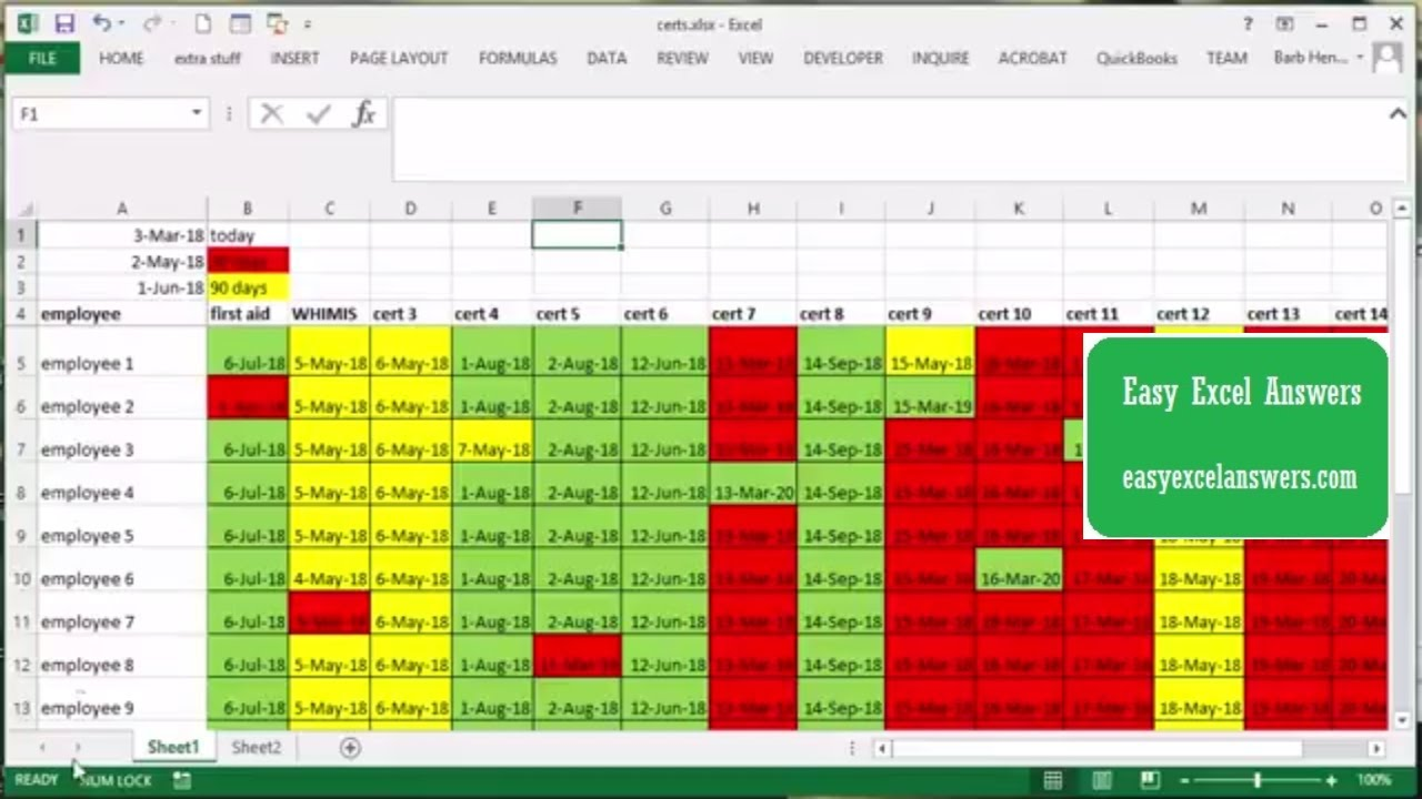 Full Size of Track Expiry Dates For Employee Certificates Excel Expiration Date Template Personal Spreadsheet Download