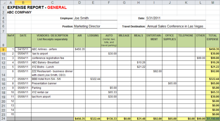 Website Templates Small Business Spreadsheet Free 3d Card Template Expense Tracking