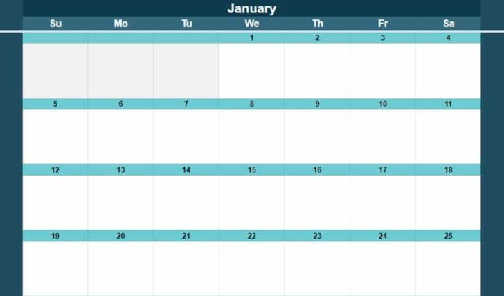 Automatic Calendar Templates Monthly Yearly For Google Sheets Schedule Spreadsheet