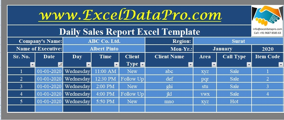 Full Size of Daily Report Excel Template Exceldatapro Monthly Purchase Format In Date Dsr Google Spreadsheet