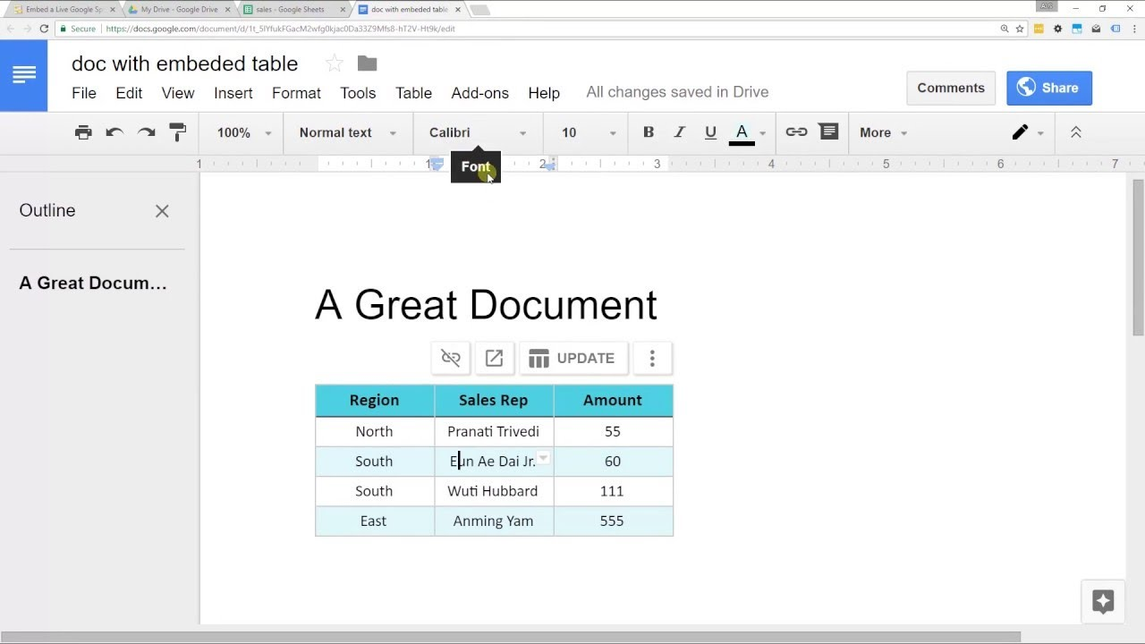 Full Size of Embed Spreadsheet From Google Sheets Into Docs In Drive Business Agreement Templates