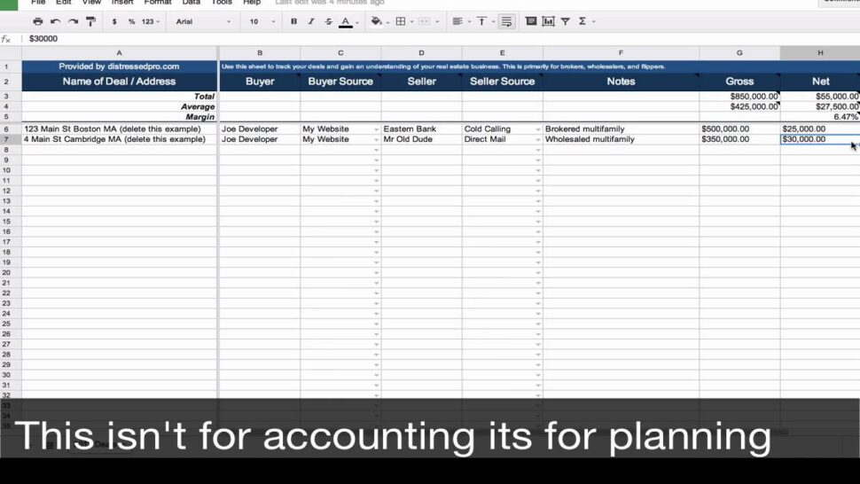 Large Size of Estate Transaction Tracker Spreadsheet Template Sheet Monthly Expense Report Excel