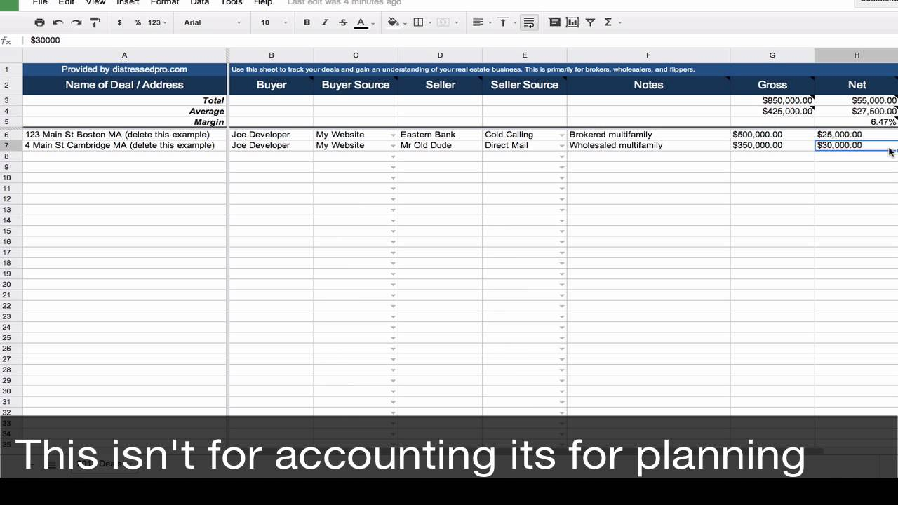 Full Size of Estate Transaction Tracker Spreadsheet Template Sheet Monthly Expense Report Excel