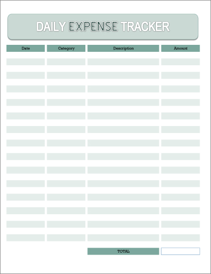 Full Size of Free Daily Expense Tracker Excel Spreadsheet And Printable Pdf Simple Books Money Tracking Sheet