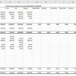 Free Excel Bookkeeping Templates Accounts Spreadsheets Small Business Spreadsheet For Income And Expenses