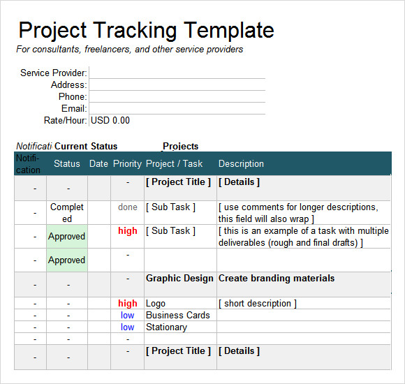 Full Size of Free Excel Tracking Samples In Correspondence System Multiple Project Template Google Spreadsheet
