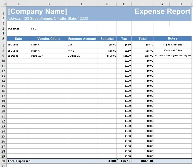 Full Size of Free Expense Report Template Now Freshbooks Expenses Spreadsheet By Windows Xl Sheet