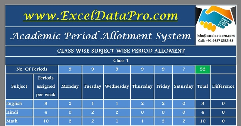 Full Size of Yearly School Attendance Sheet Excel Template Exceldatapro Student Business Cards Spreadsheet