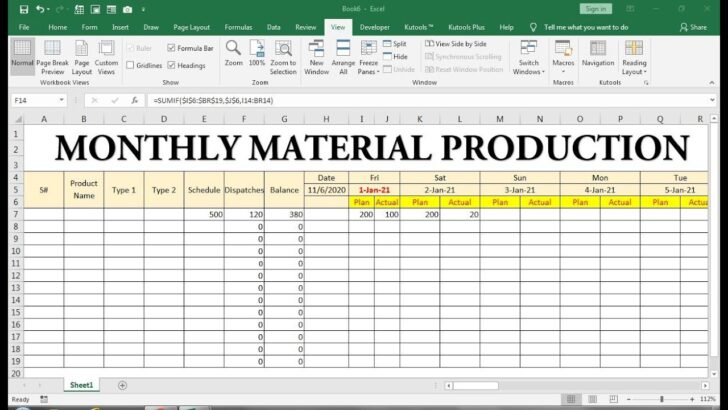 Medium Size of Manufacturing Production Schedule Template Excel Planning Report Format Amazing Spreadsheet