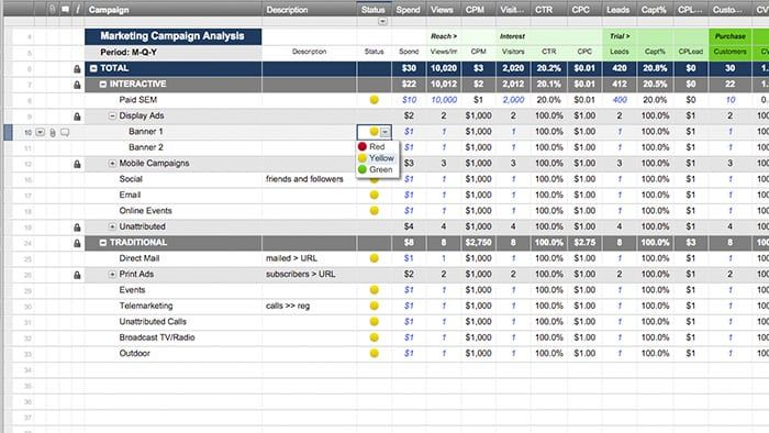 Full Size of Marketing Campaign Tracker Template505 Analysis Campaigns Advertising Tracking Template Spreadsheet