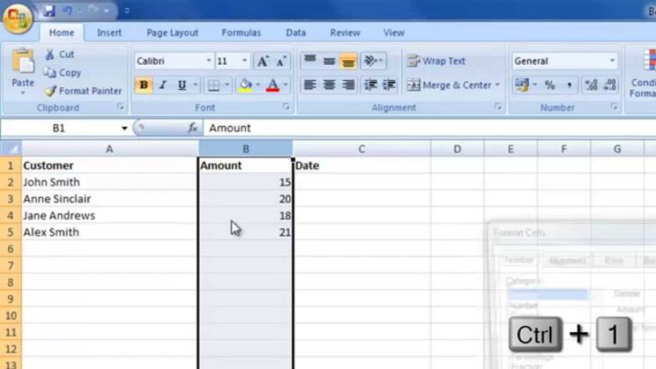 Microsoft Excel Creating An Income Expenditure Spreadsheet By Tuutes And Template For