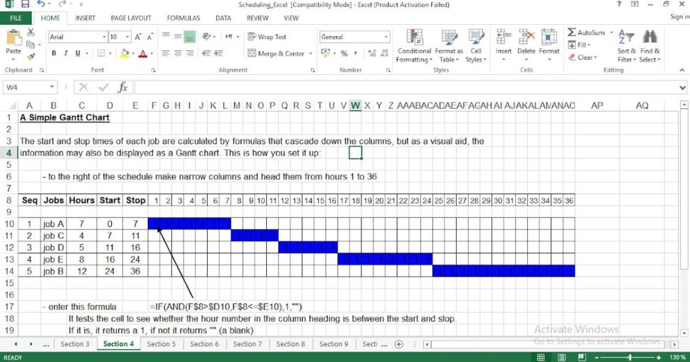 Large Size of Production Schedule Template In Excel Free Templates Final Small Business Spreadsheet For