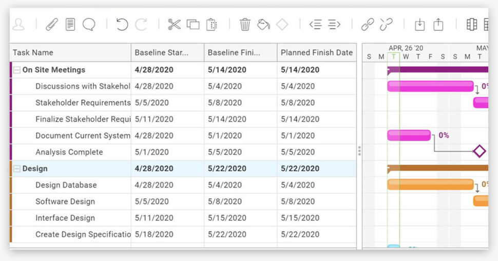 Large Size of Project Task Tracker Excel Template Gantt Chart Restaurant Expenses Spreadsheet Monthly