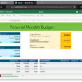 Thumbnail Size of Get Our Example Of Simple Personal Financial Plan Template For Free Business Budget Excel Spreadsheet