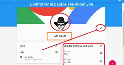 To Change Name Profile In Google Gmail Account With Pictures Tech Edit Hr Budget Sample Spreadsheet
