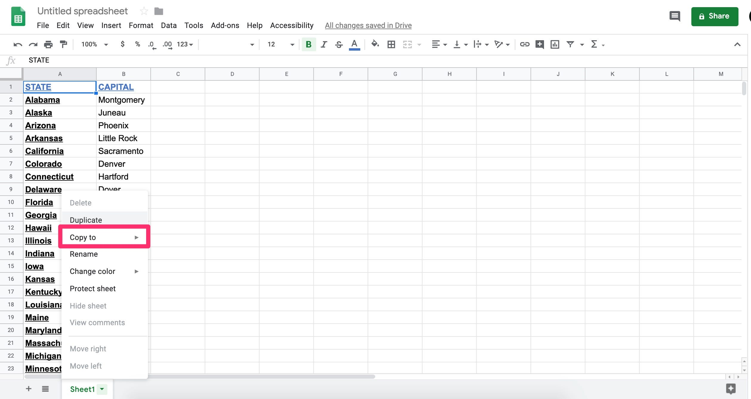 Full Size of To Copy Google Sheet In Different Ways Spreadsheet Drive Comparison Essay Template Free