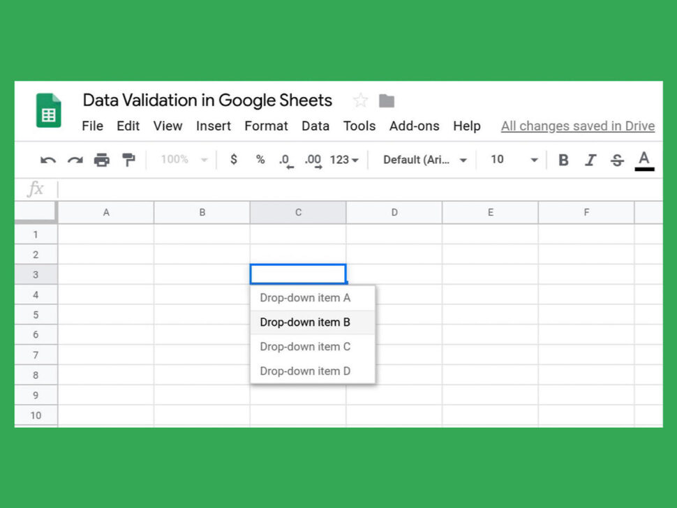 Large Size of To Create Drop Down In Google Sheets Techrepublic Spreadsheet Drive Hero