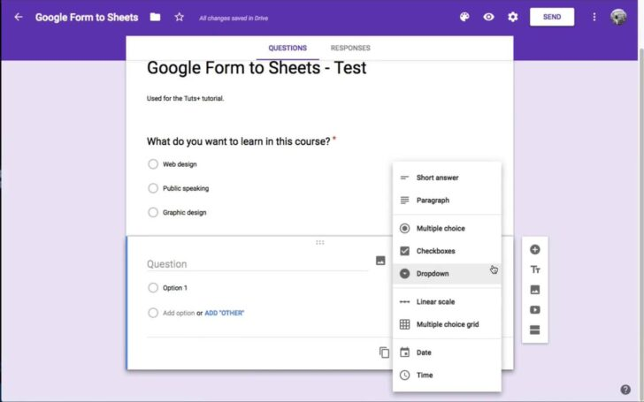 Medium Size of To Create Web Input Forms With Google Sheets Into Budget Planner Template Excel Free For Spreadsheet