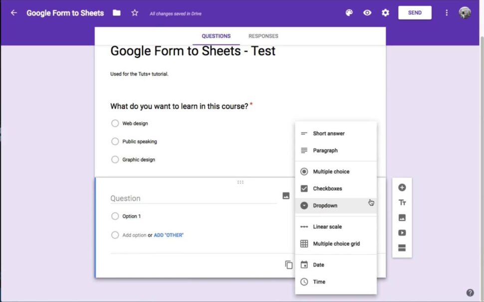 Large Size of To Create Web Input Forms With Google Sheets Into Budget Planner Template Excel Free For Spreadsheet