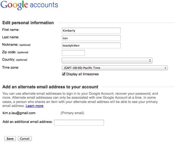 Full Size of To Edit Your Google Account Settings Insider Guide Wonderhowto W1456 Business Templates Spreadsheet