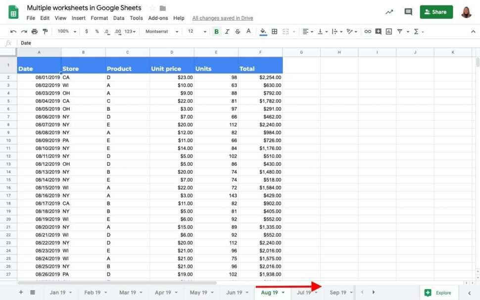 Large Size of To Work With Tabs Sheets In Google Sheetgo Blog Spreadsheet Drive Sort Worksheets Score